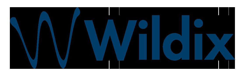 Logo Wildix blu 100-55-10-48.fw